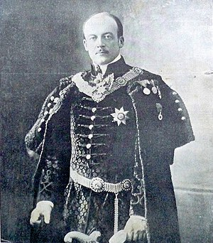 Count Leopold Berchtold - Count Leopold von Berchtold