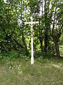 Lesperon (Landes) Croix de mission.JPG