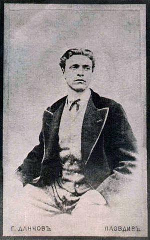 Velikite Balgari - Vasil Levski at the time of the creation of his internal revolutionary network
