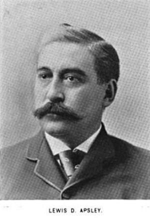 Lewis D. Apsley - Image: Lewis Dewart Apsley