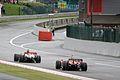 Lewis and Kimi Spa 2008.jpg