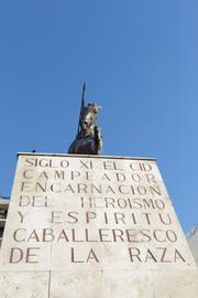 Leyenda colonialista y patriarcal Cid Campeador, Mayo 2021.png