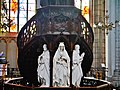 Liège Cathédrale St. Paul Innen Kanzel 3.jpg