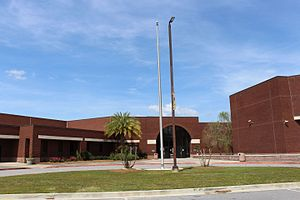 Hinesville, Georgia - Image: Liberty County High School