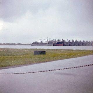 Tongue Point Naval Air Station