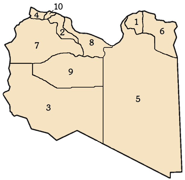 File:Libya-10-Governorates.png