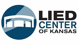 Lied Center of Kansas - The logo.