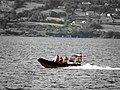Lifeboat patrol, Lough Swilly - geograph.org.uk - 2595252.jpg