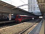 """Limited Express """"Yufu"""" at Hakata Station.jpg"""