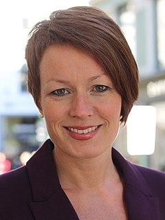 Line Henriette Holten Hjemdal Norwegian politician