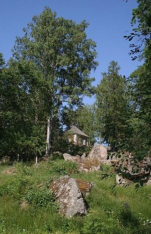 Linnaeus' Hammarby - Garden
