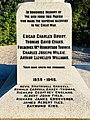 Lisvane War Memorial, August 2019 02.jpg
