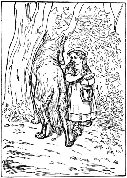 File:Little Red Riding-Hood in Tales of Mother Goose (Welsh).png