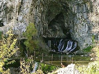 Bistrica (Livanjsko Polje) - Duman Wellspring, source of the Bistrica river