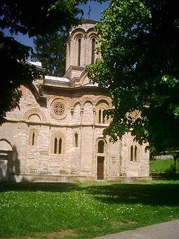 Manastiri Srbije - Page 2 255px-Ljubostinja1