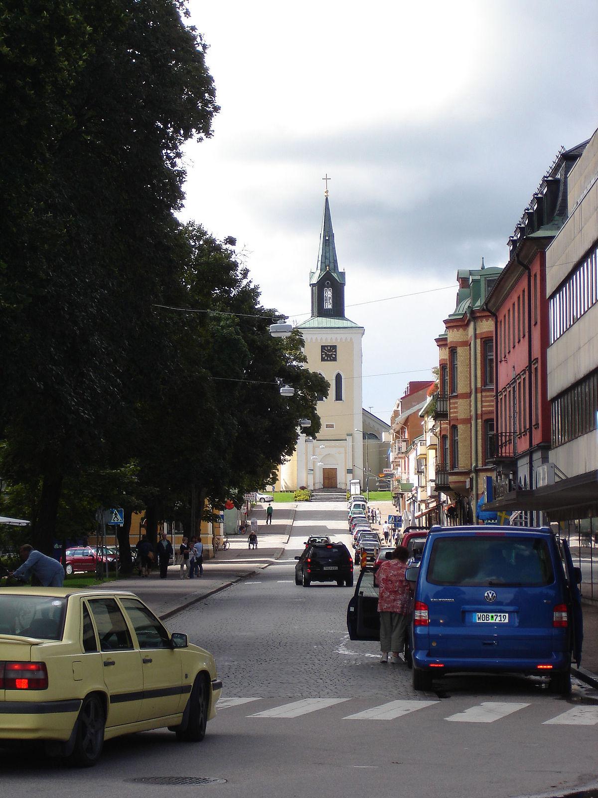 Ljungby Wikipedia