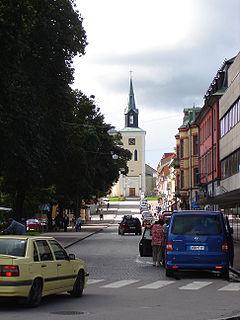 Ljungby,  Kronoberg, Швеция