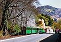 Llanberis Lake Railway Elidir at Dolbadarn Castle.jpg