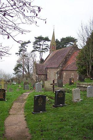 Llanishen, Monmouthshire - Image: Llanishen