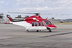 Lloyd Off-Shore Helicopters (VH-SYZ) AgustaWestland AW139 taxiing at Wagga Wagga Airport (3).jpg