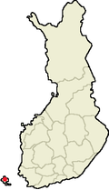 Location of Finström in Finland.png