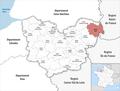 Locator map of Kanton Gisors 2019.png