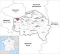 Locator map of Kanton Le Kremlin-Bicêtre.png
