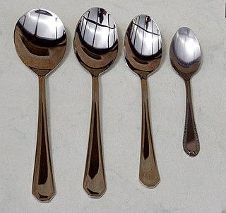 Teaspoon kind of spoon