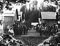 Logging camp of the Lytle Logging and Mercantile Co on the Hoquiam River, Washington, 1908 (WASTATE 247).jpeg
