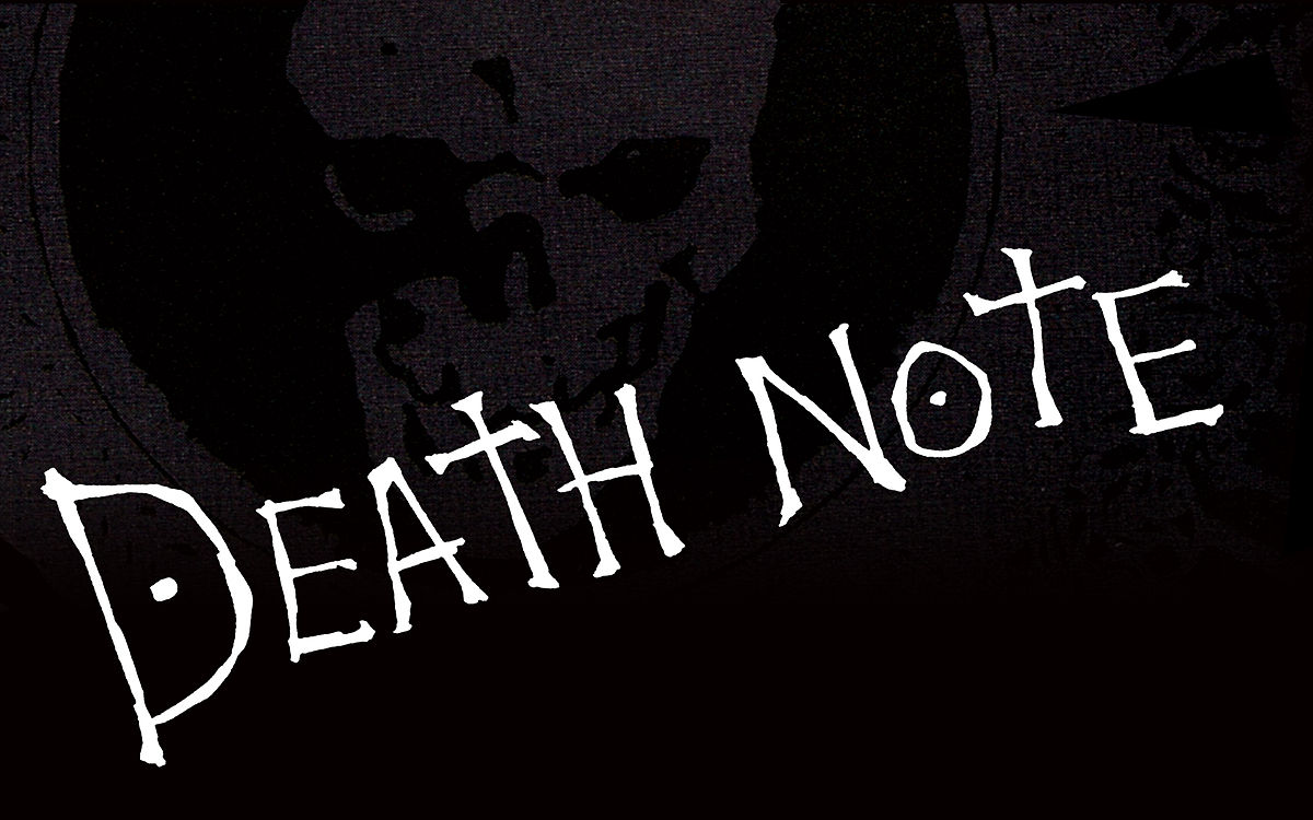 Short Quotes About Death Of A Loved One Death Note  Wikiquote