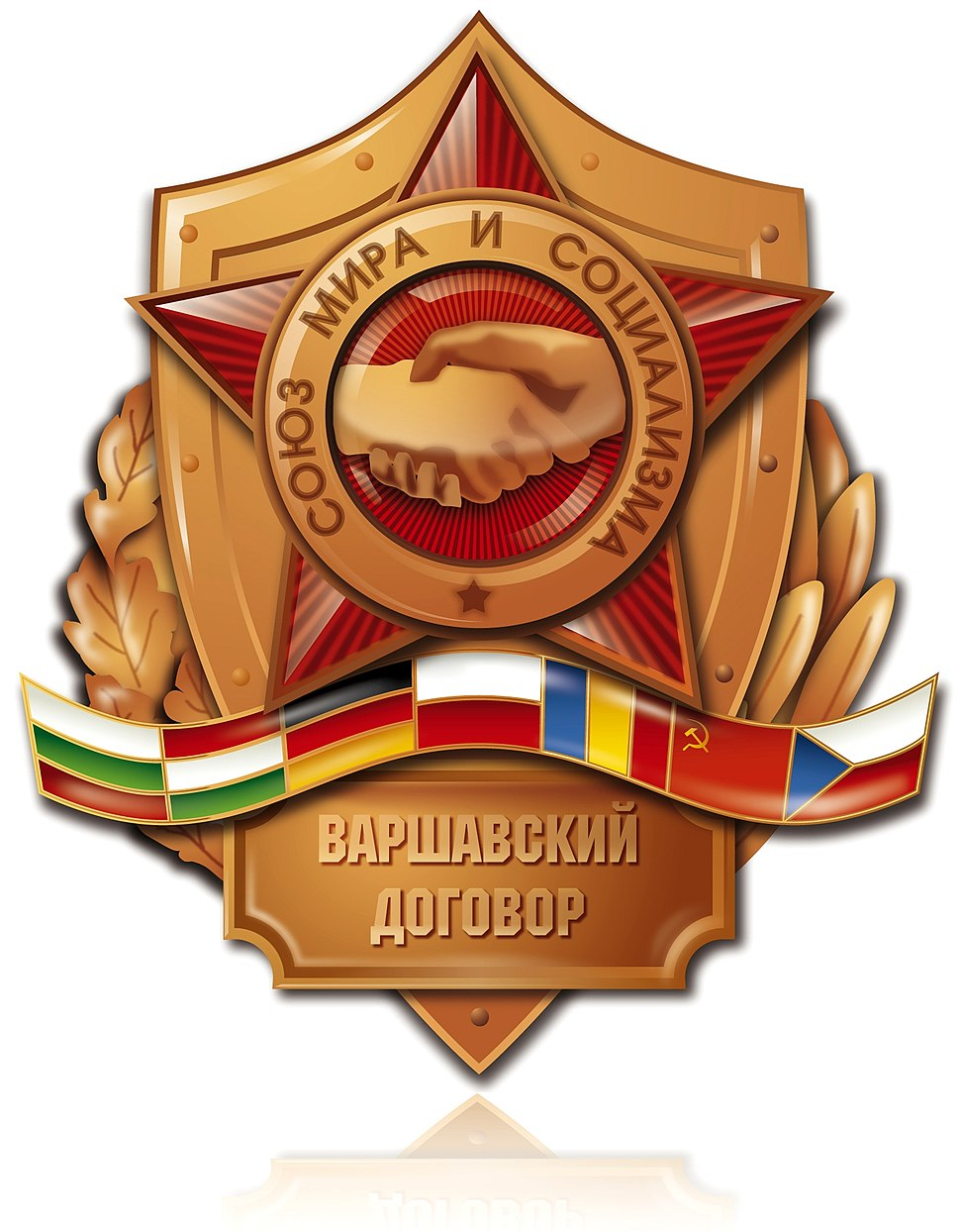 Logo The Warsaw Pact