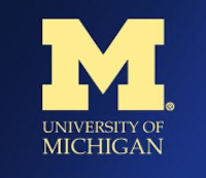 Livingston Award - Image: Logo hover University of Michigan