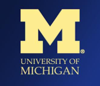 Livingston Award - Image: Logo hover University of Michigan