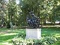"Lomonosov. Upper Park. Sculpture ""Laocoon."".JPG"