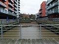 London, Thames Path near Woolwich Dockyard 23.jpg