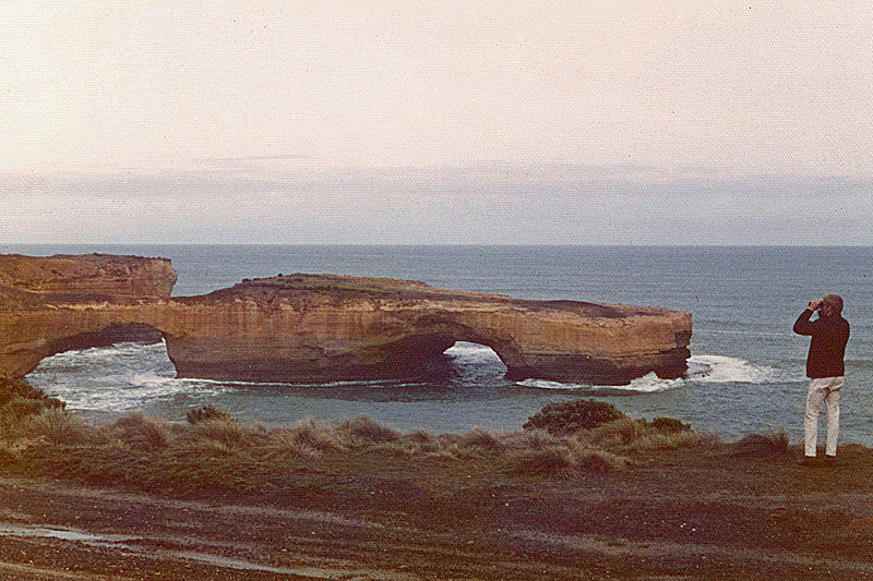 The Azure Window Collapsed Today Glad I Got To See It