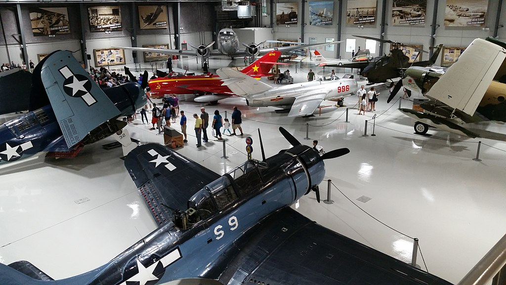 Lone Star Flight Museum - Virtual Tour