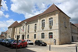 City hall of Lons-le-Saunier