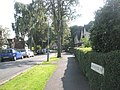Looking from The Circle down Moor Pool Avenue - geograph.org.uk - 972336.jpg