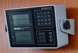 Loran-C - A Loran-C receiver for use on merchant ships
