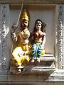 Lord Narasimha at Nunaparti Balaji Temple.jpg
