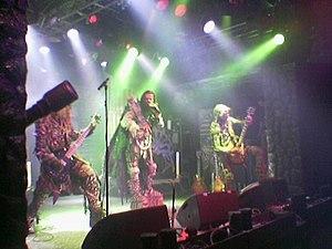Lordi - Lordi performing live in 2005.