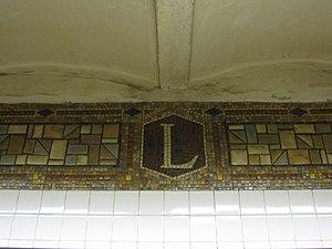 Lorimer Street/Metropolitan Avenue (New York City Subway) - Image: Lorimer Street BMT IMG 9159