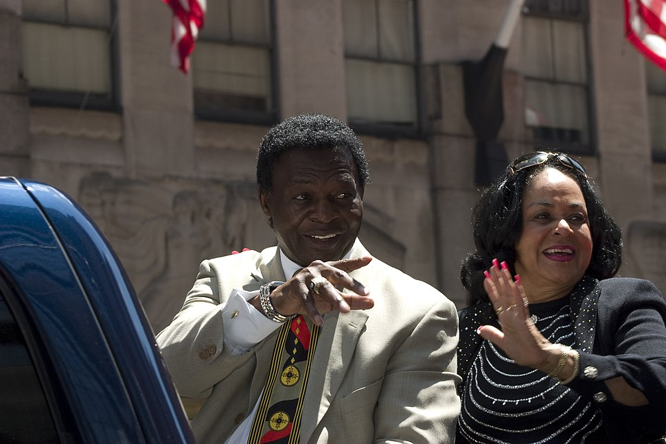 Lou Brock All Star Parade 2008
