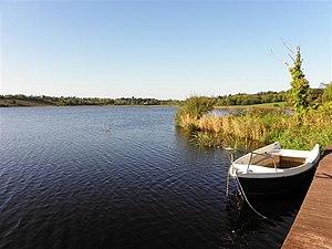 Lough Scur - Image: Lough Scur, Corglass