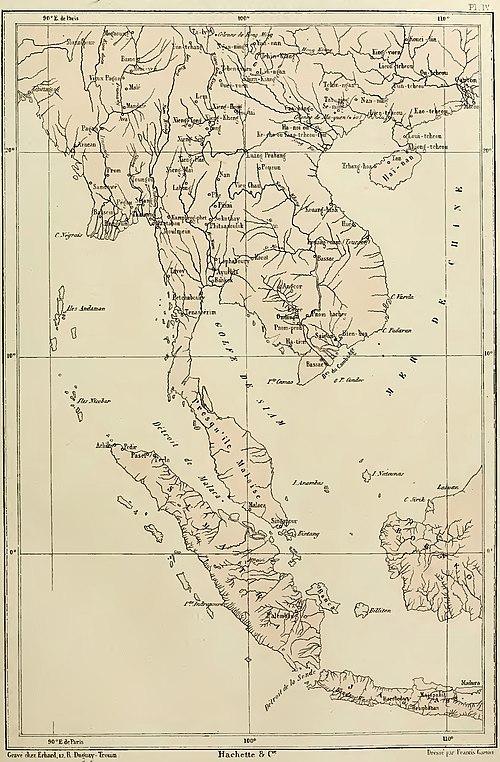 Voyage Dexploration En Indo Chineessais Historique Sur Le