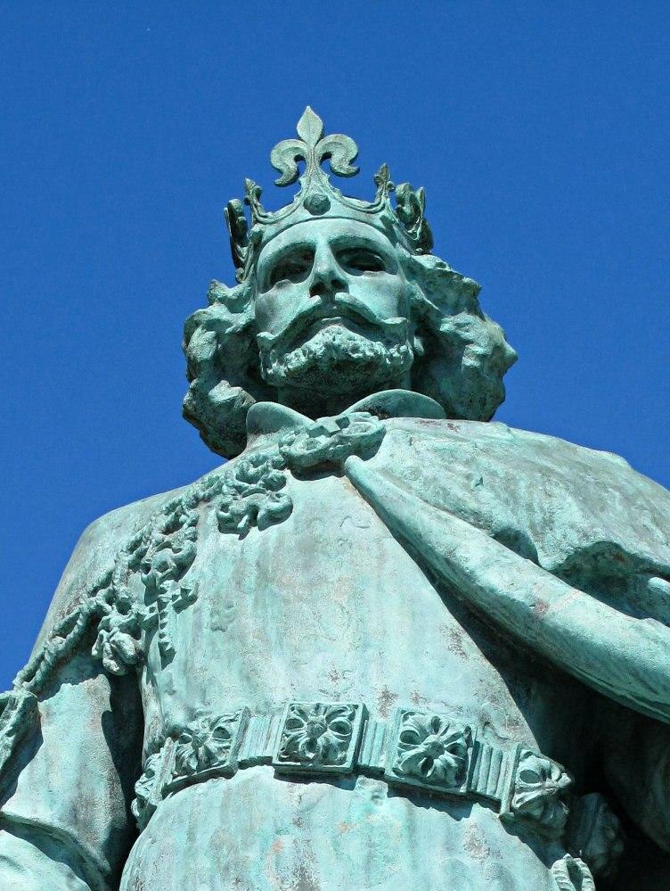 Louis I (Millennium Monument)