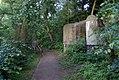 Louny - Stezka Ohře - View East on Bunker II.jpg