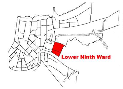 How to get to Lower Ninth Ward in New Orleans by Bus Moovit