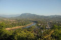 Luang Prabang Phou Si